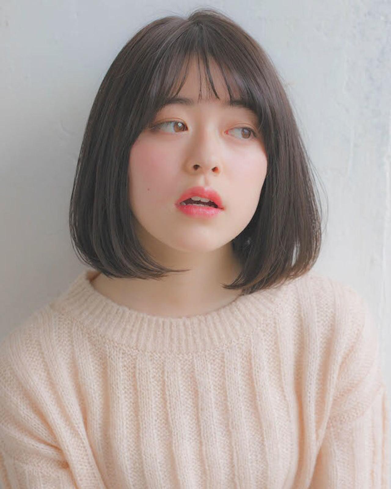 ほつれ感が大人っぽいアンニュイボブ 竹澤 優/relian銀座Top stylist