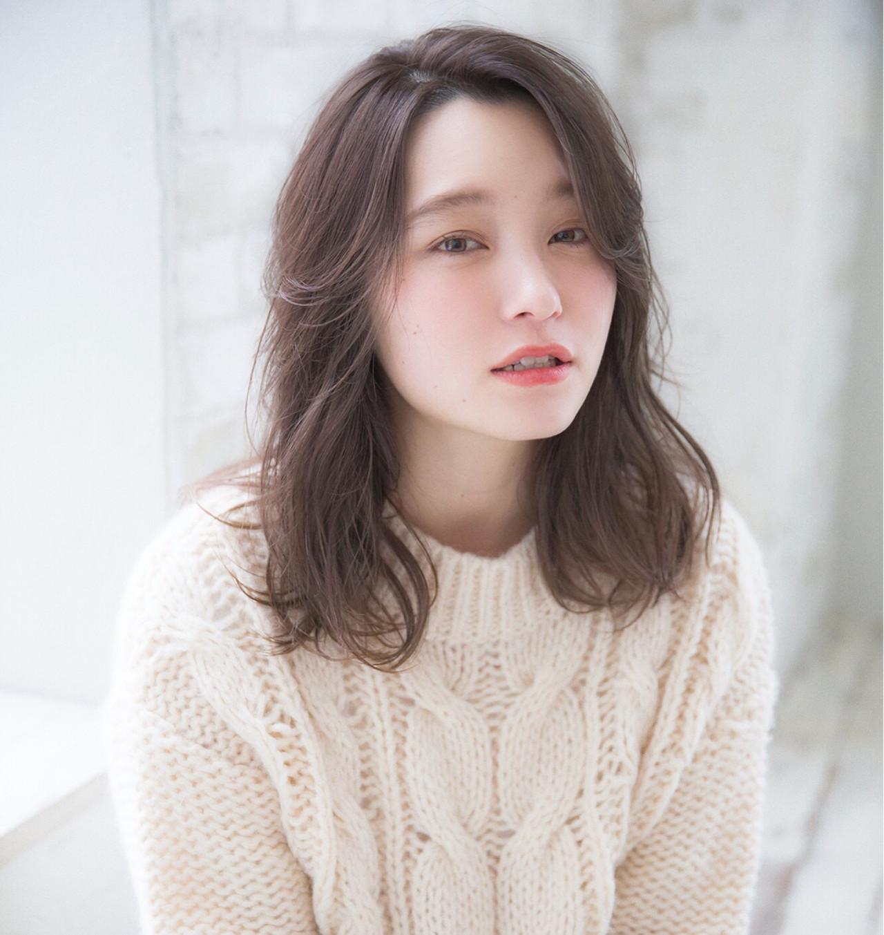 こなれ感満点♡モテ髪おしゃれなミディアムヘア joemi by unami 森千里