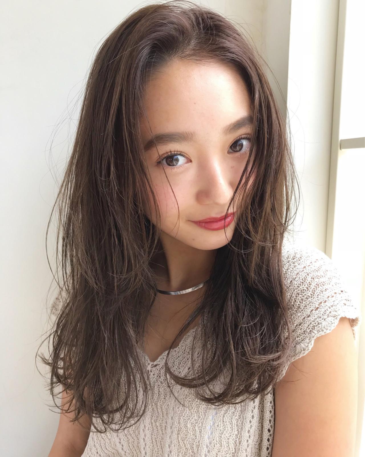 外国人風色っぽロング 伊藤愛子 GARDEN