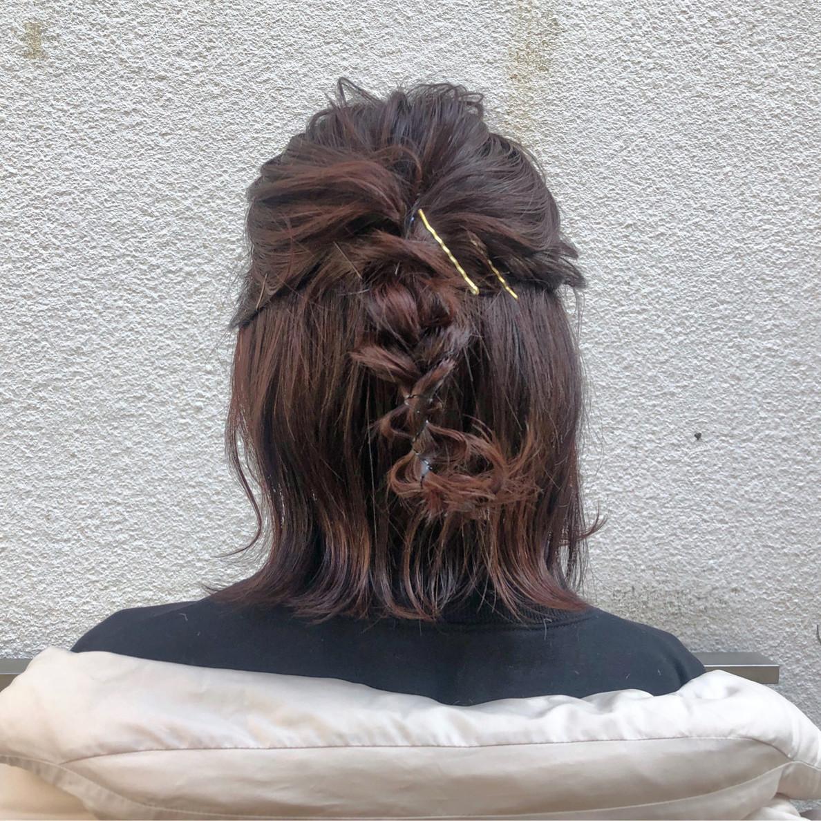 前髪ありのボブヘアにイメチェンするならコレ♡【ストレート~パーマ編】