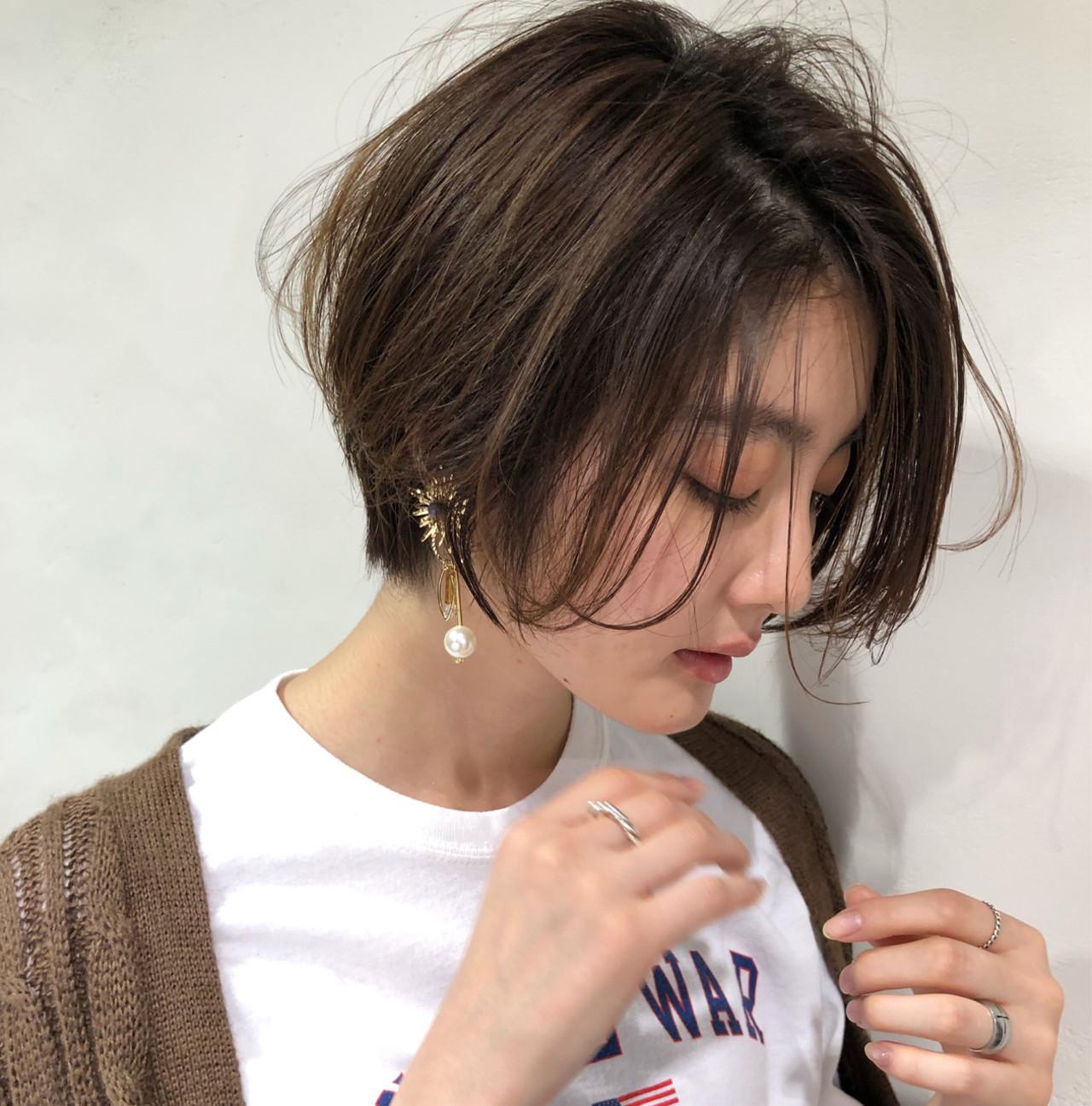 小顔テク⁉髪型で輪郭カバーをしてくれるお利口さんヘア♡