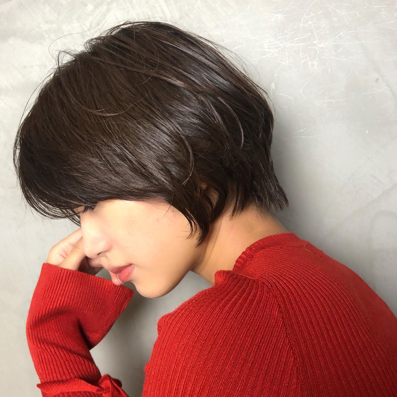 前髪ありならシンプルで十分な可愛さ Ninomiya Takashi
