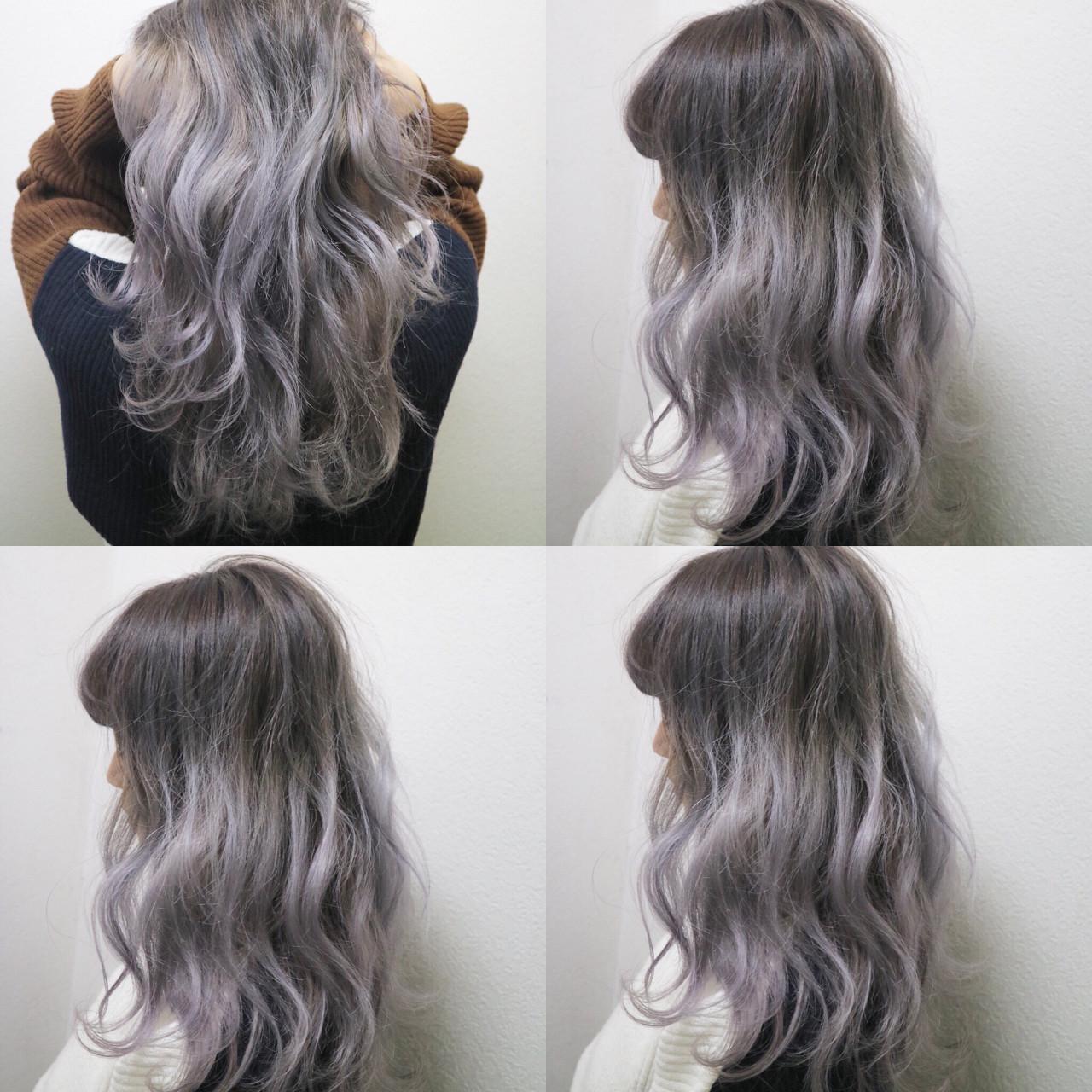 個性的に♡ブリーチでつくるグラデーション髪色 TAKA