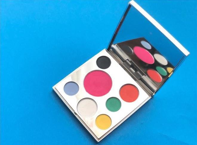 2色3色は当たり前!カラーの多色づかいで遊ぶ♪ yuuriofficial
