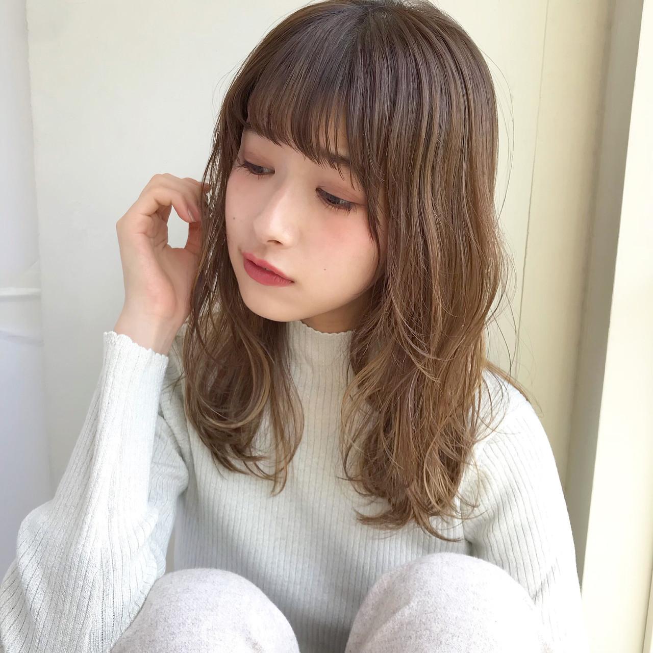 3.ふんわり、やわらかいニュアンス 伊藤愛子 GARDEN