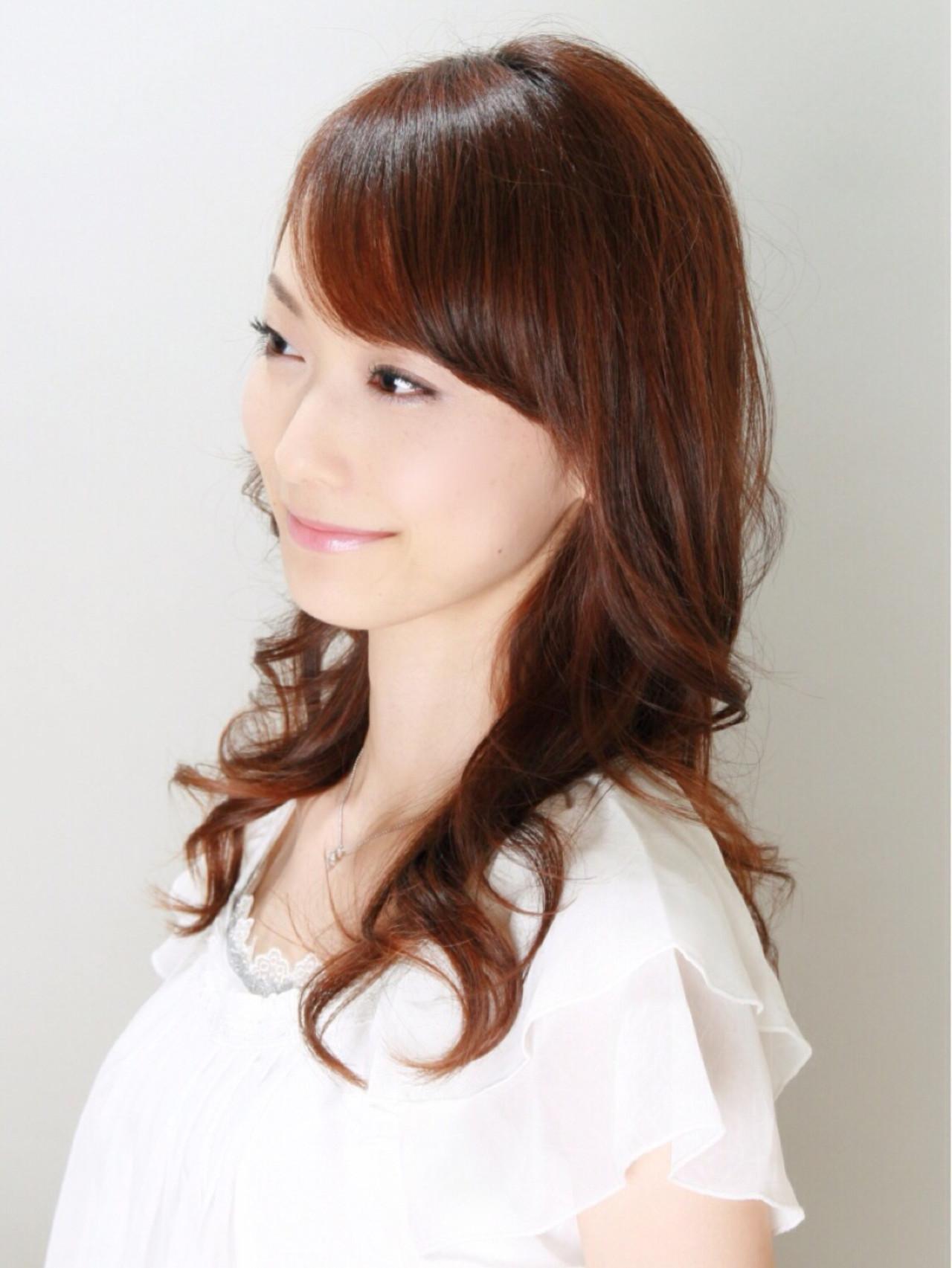 目指すはエラガントミセス♡毛先カールで豪華に 橋元 リョウイチ