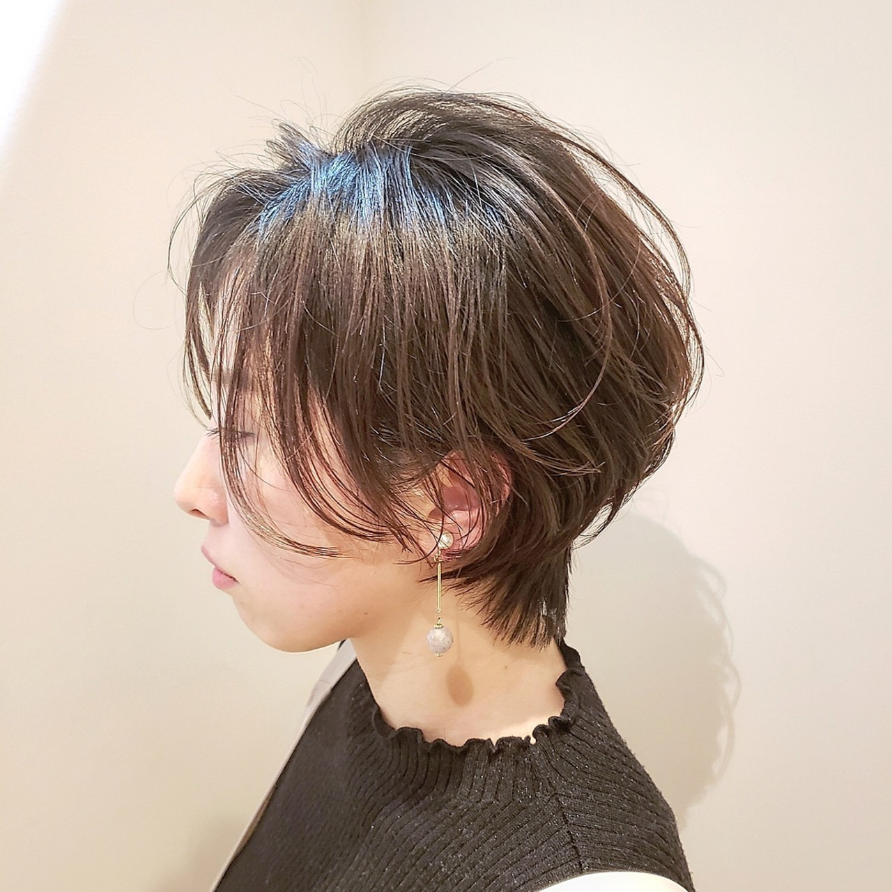 アンニュイほつれヘア パーマ デート 簡単ヘアアレンジ ヘアスタイルや髪型の写真・画像