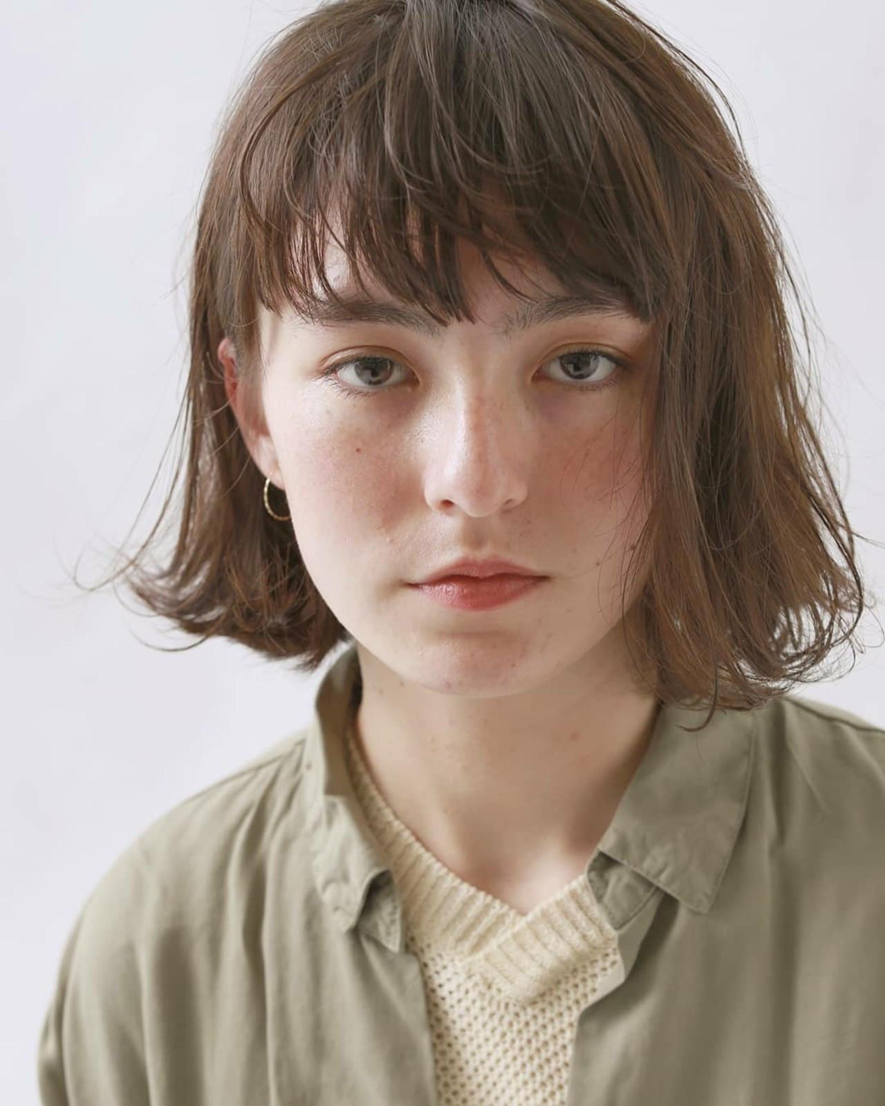 柔らかさとおしゃれさがMIXしたオリーブブラウン Yukie Horiuchi