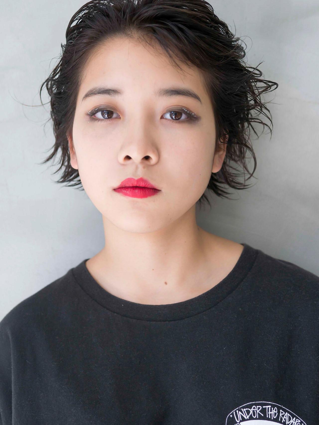 ジェンダーレスでキメて☆アンバランスでつくる髪型 YORKSUN(サン)渋谷