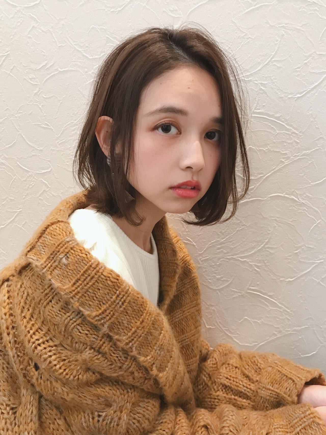 市販でもきれい☆セルフOKのミルクティーカラー Nakamura Mari