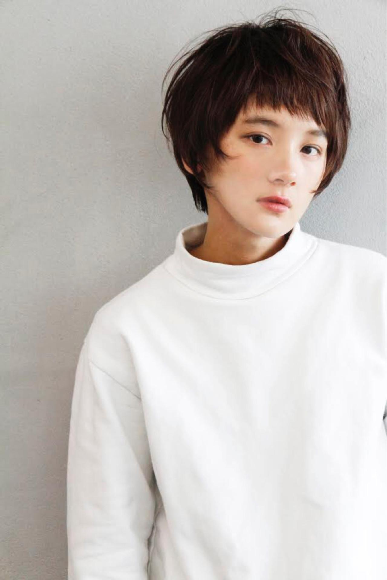 オン眉をチョイスして大人かわいい髪型に 葛西 祐介【#tag/N】