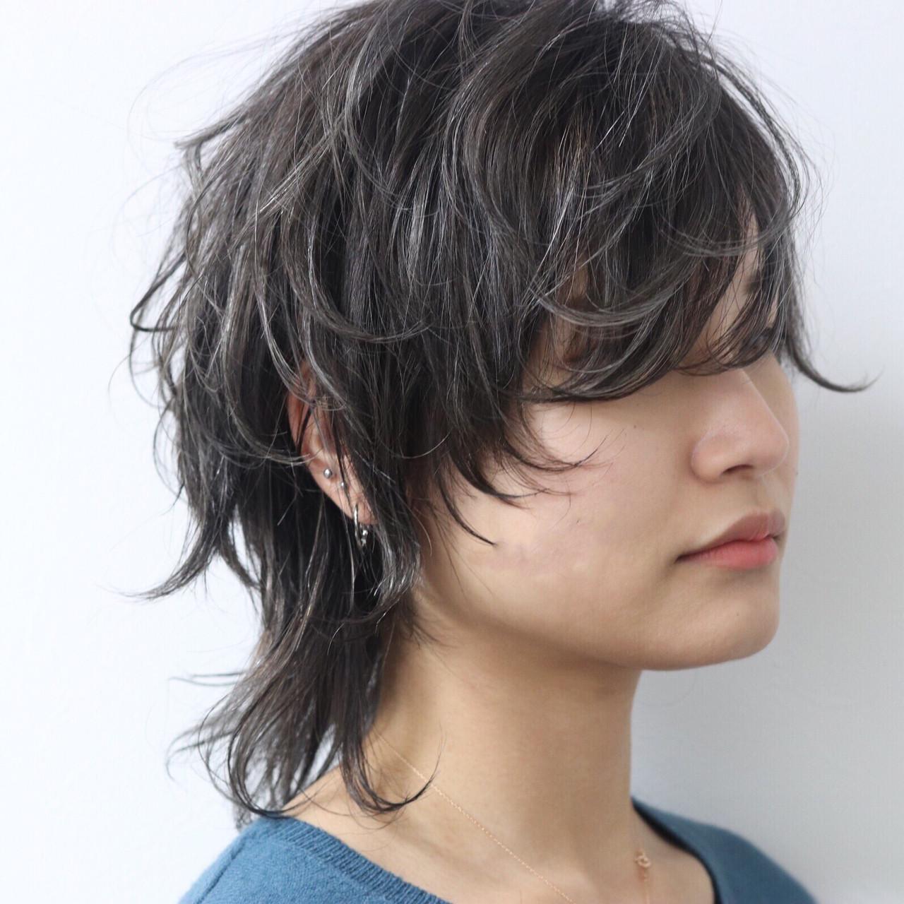 30代はちょっとかっこいいハンサムウルフ 吉田 哲也