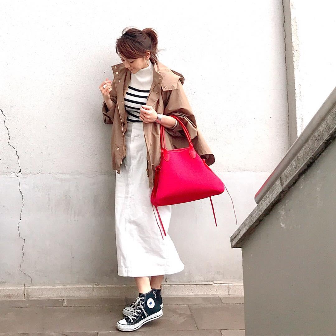 きちんと感と可愛いの両方叶う♡女の子のための欲張りバッグ