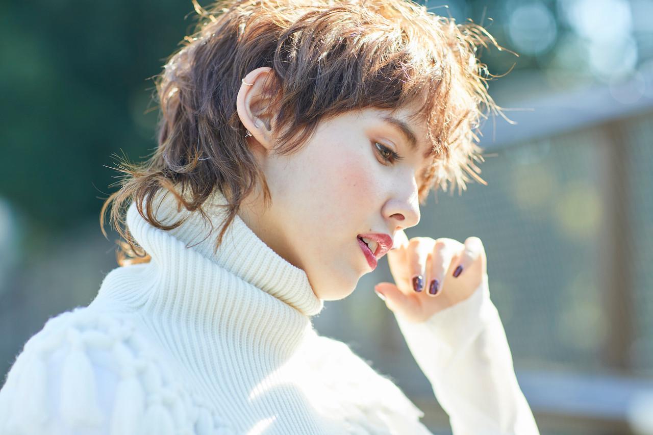 ヌード(自然なグレージュ色系) Mie