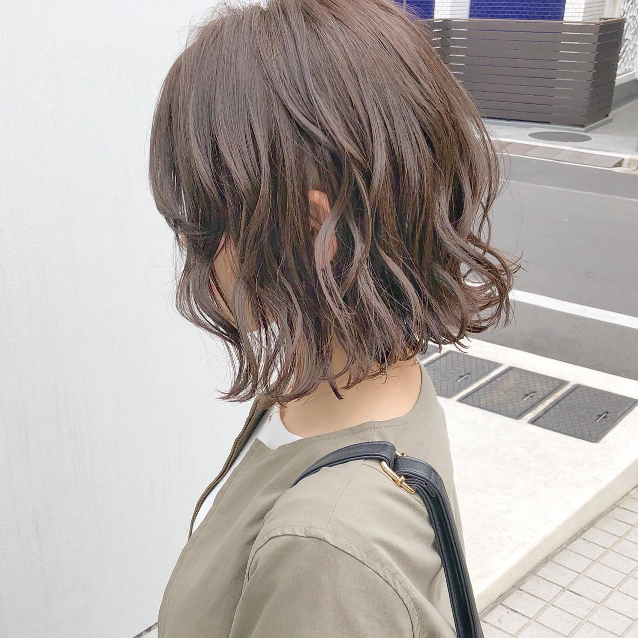 毎日キレイなウェーブで髪を飾る 『ボブ・切りっぱなしボブ専門』表参道 永田邦彦
