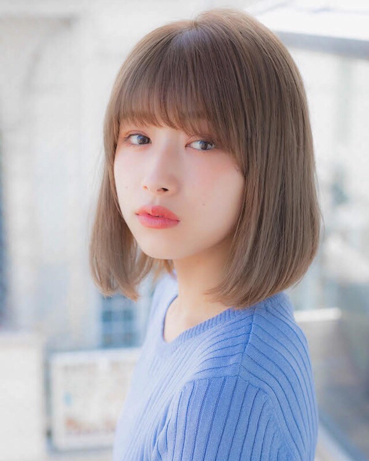 ボブヘア編 竹澤 優/relian銀座Top stylist