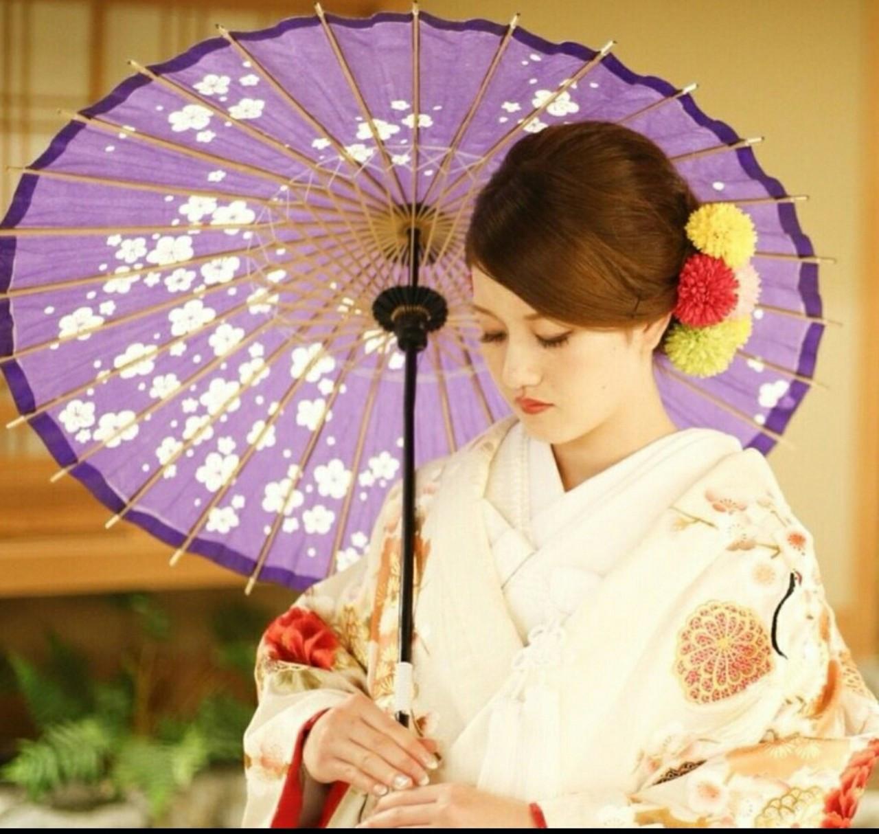 花嫁 エレガント 結婚式 上品 ヘアスタイルや髪型の写真・画像