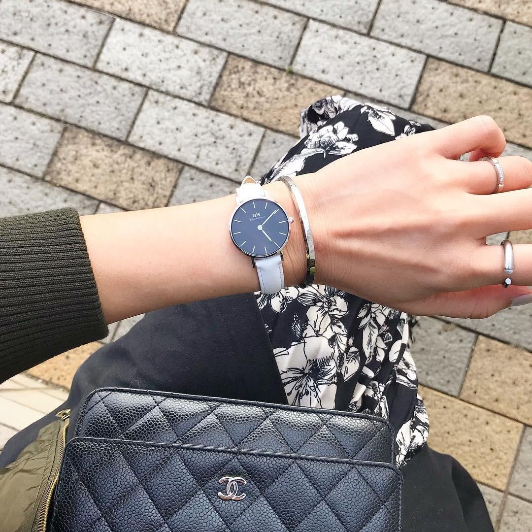 新生活女子へのススメ!手首を華奢見せしてくれる腕時計3選