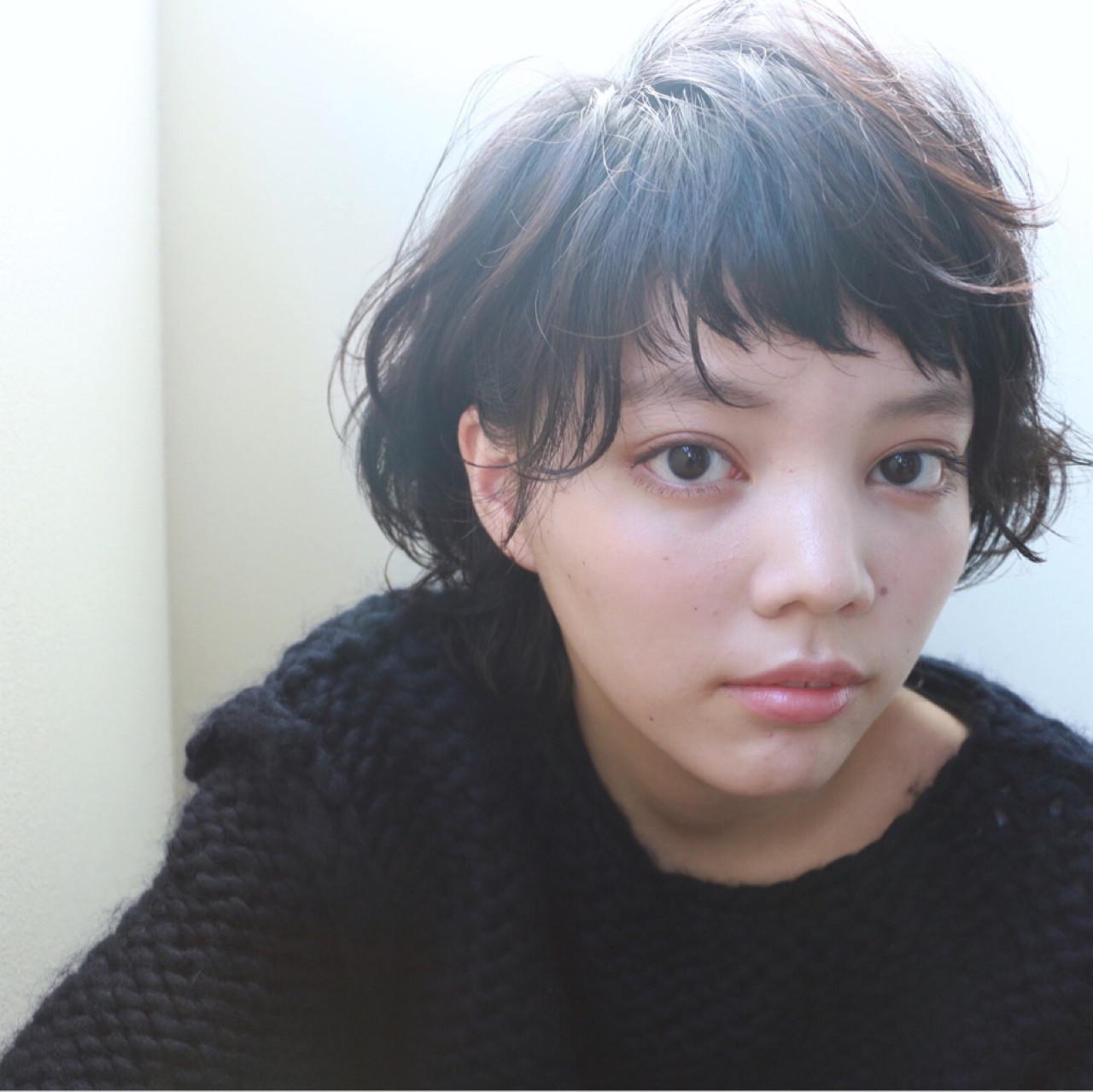 前髪で印象チェンジ♡「アシメバング」が似合うボブヘアスタイル&アレンジ集