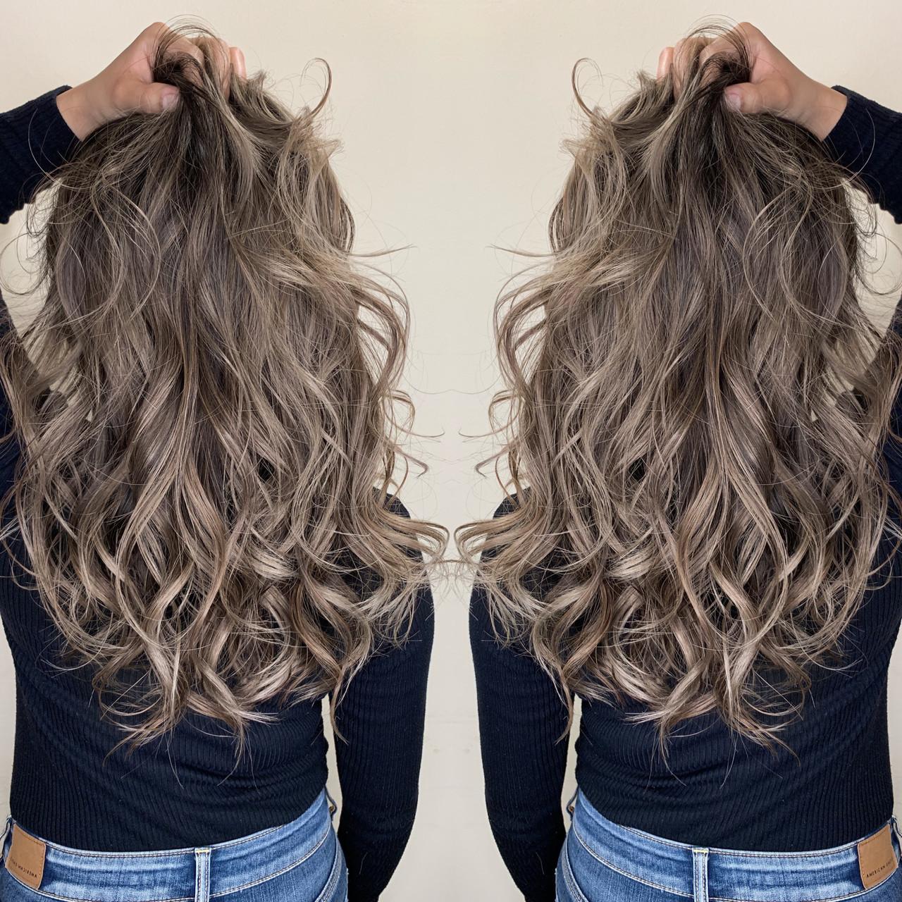グレー系髪色に迷ってる女子注目!暗め~明るめまで旬のヘアカラー集
