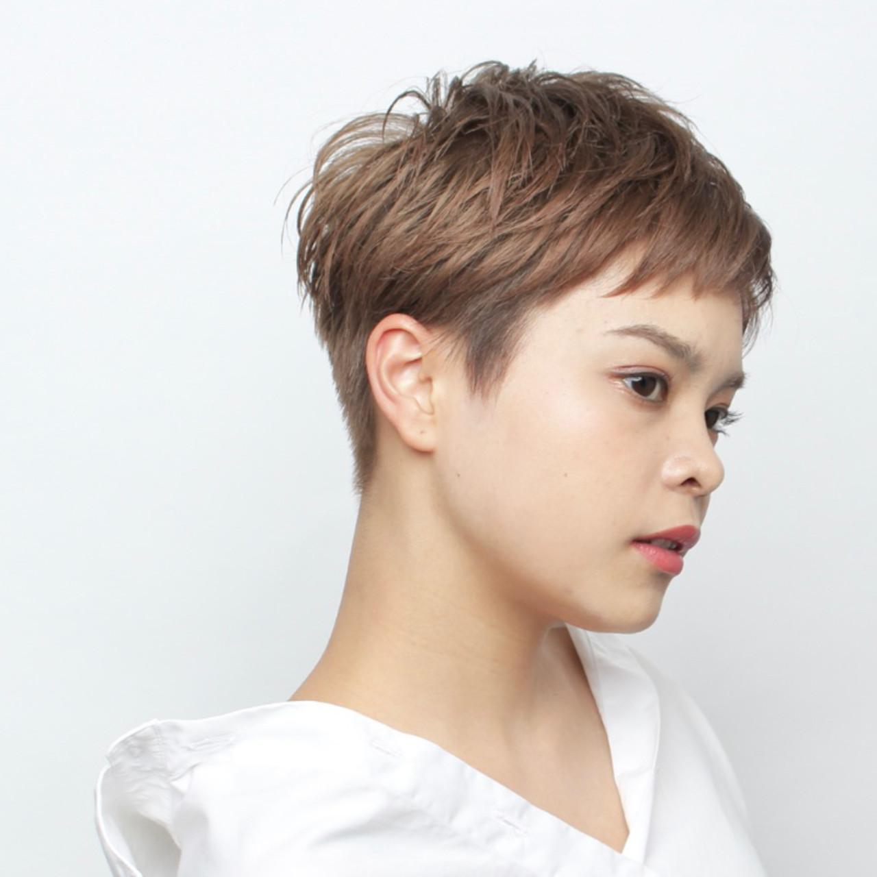 周りの目を引く女子っぽショートを狙って☆ 石井優弥【PEEK-A-BOO】