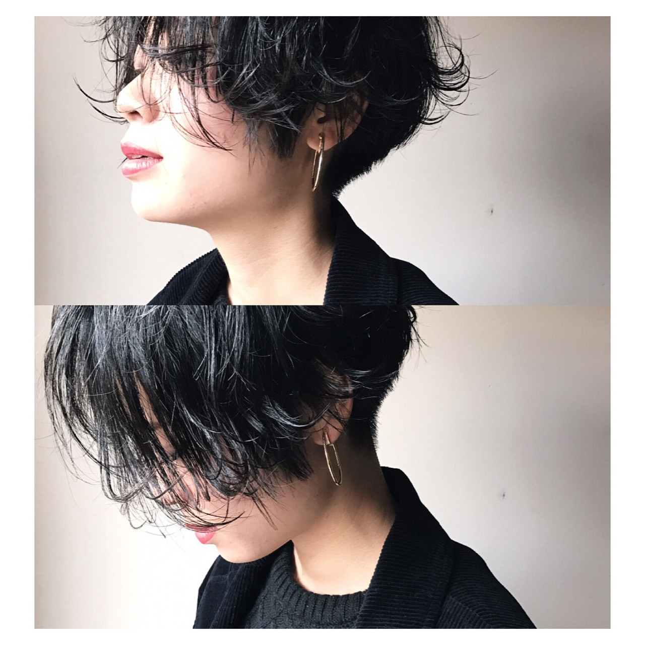 オフィスの華に♡大人40代後ろ刈り上げヘア ショート職人 伊藤修久 【#tag】