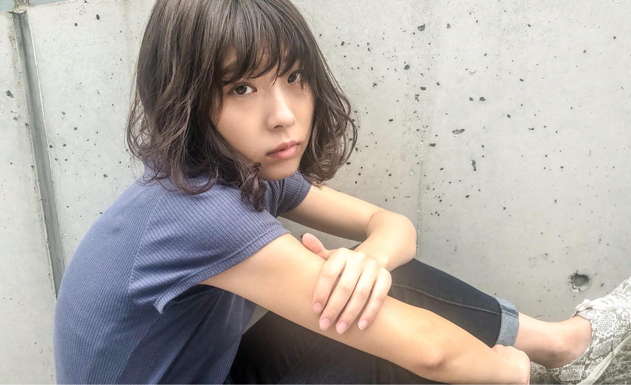 ゆるふわウェーブで女子力UP♡ 酒匂 佳奈 morioたまプラーザ