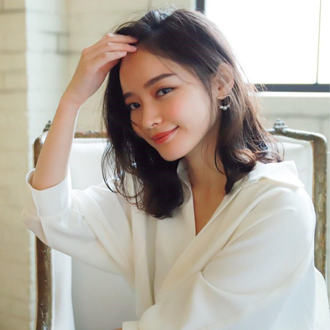 【レングス別】前髪でパパッとイメチェン♡おしゃれ大人女子学