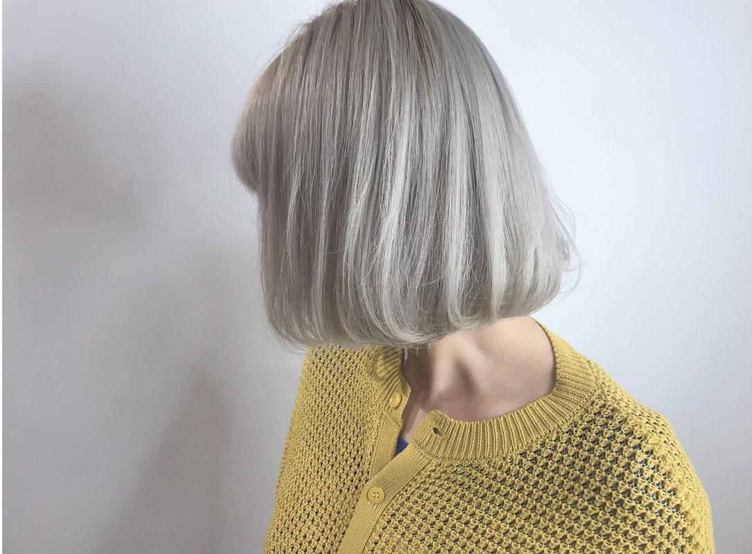 外国人風カラー ストリート うる艶カラー デート ヘアスタイルや髪型の写真・画像