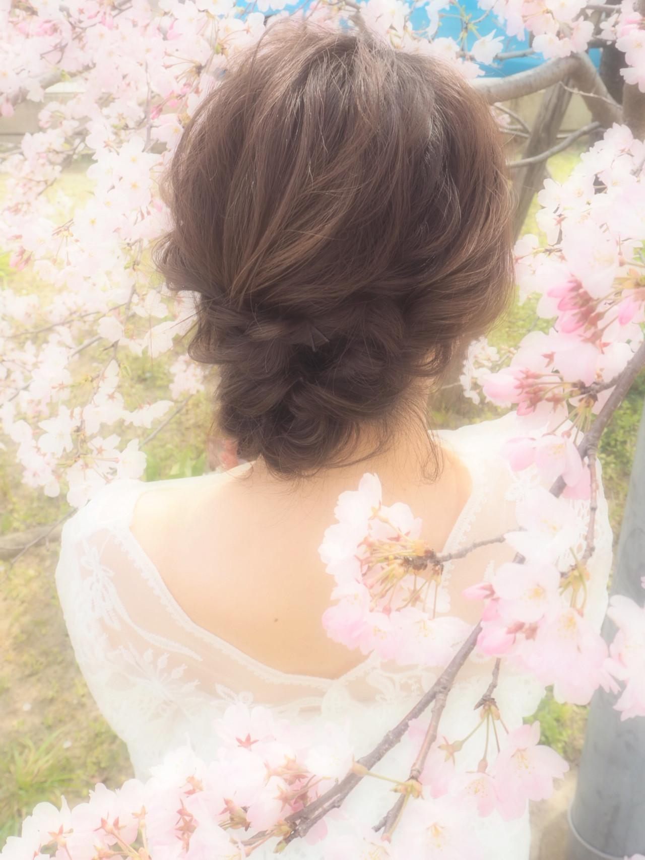 ふんわり愛されヘア♡ミディアムのフェミニンおしゃれな髪型 桃子SKbeauty&essex
