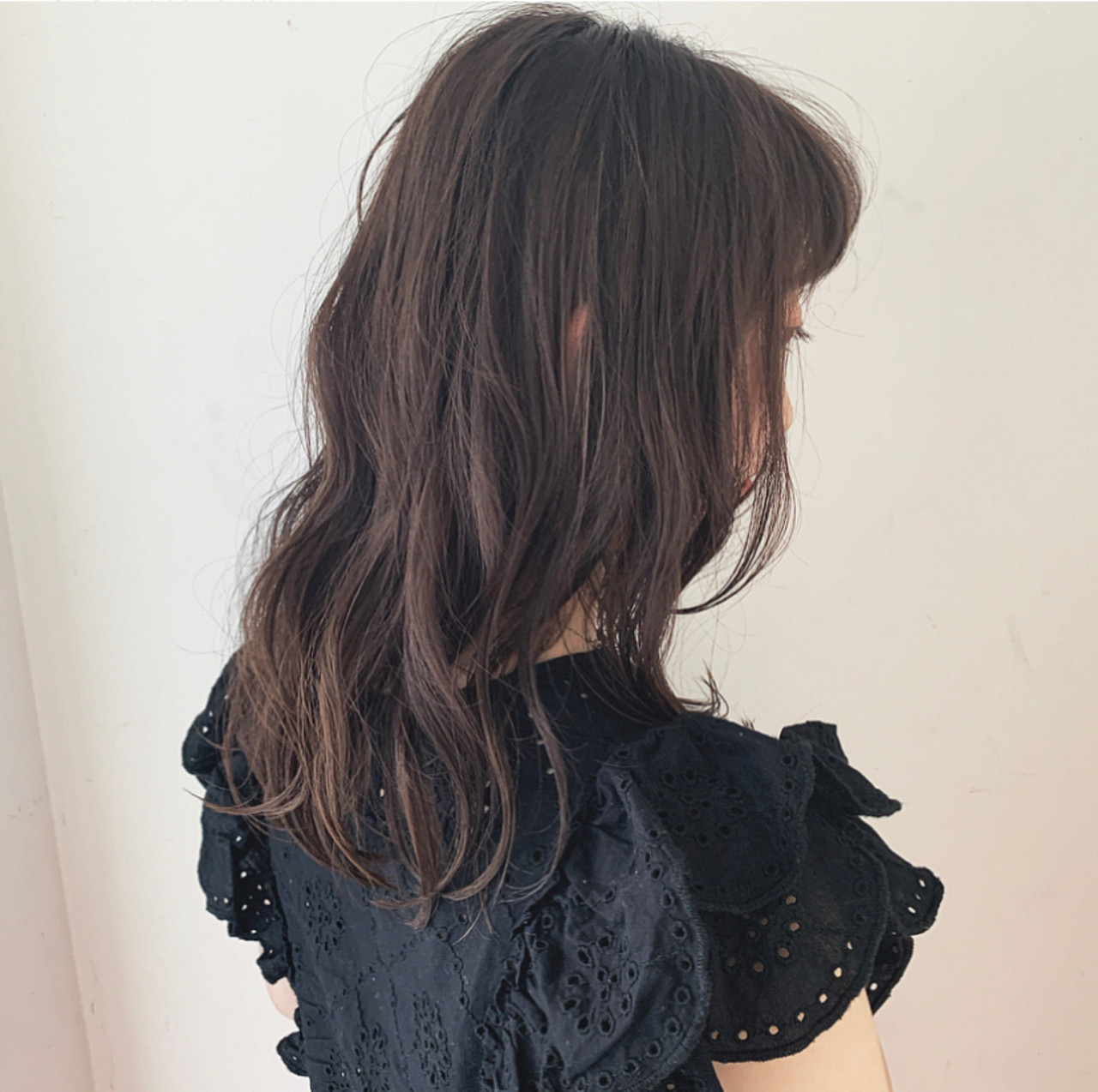 儚げで愛らしい透明感溢れる暗髪のセミロング hiroyuki_kihara__Direction
