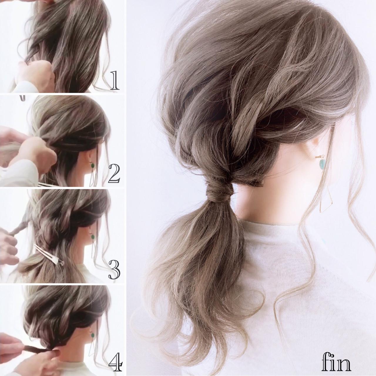 立体感のあるナチュラルなセミロングの髪型 小路 慎一郎calon hair