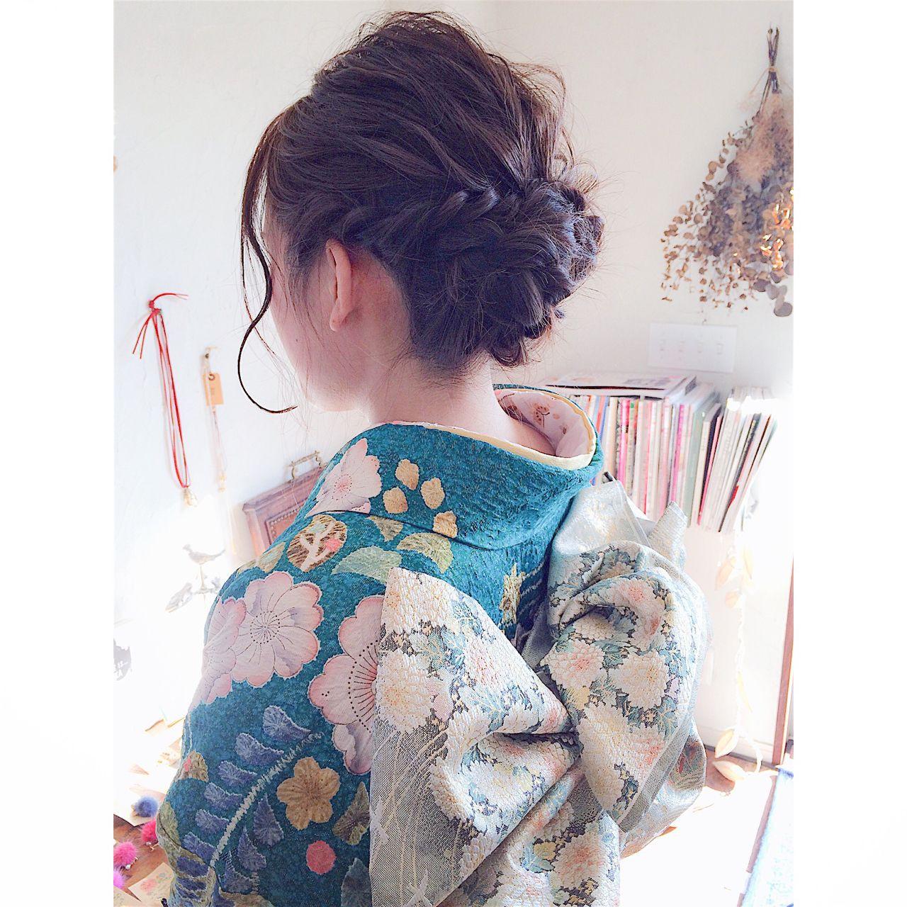 清楚に♡人気のすっきりまとめ髪 川内道子 instagram→michiko_k
