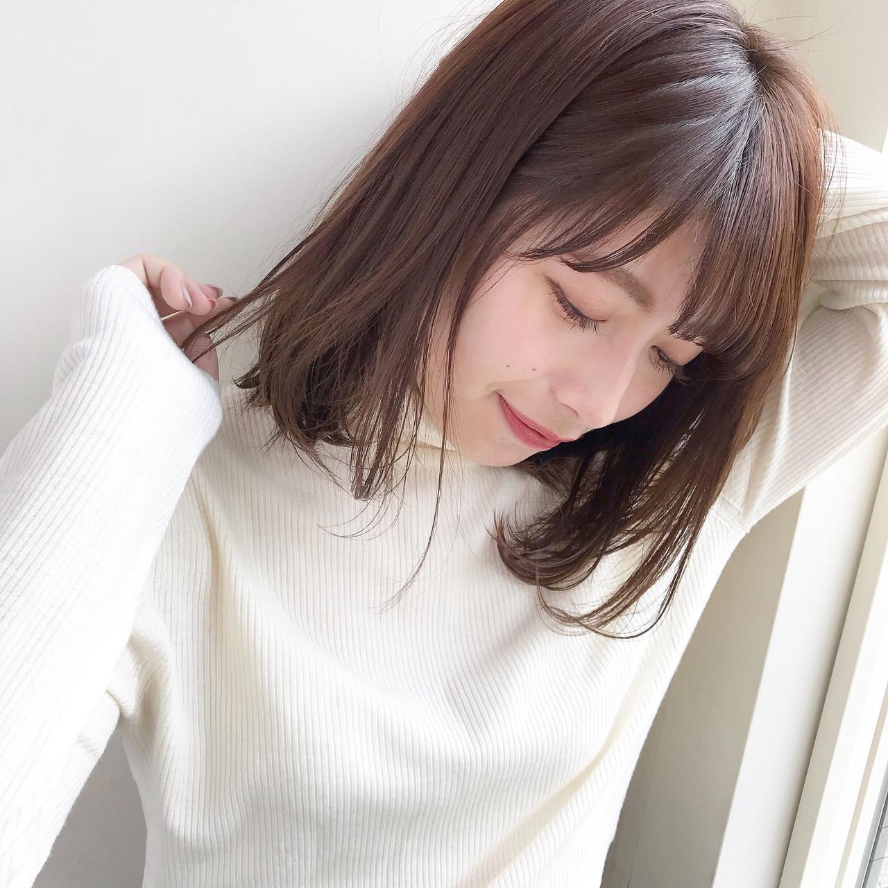 チョコのように甘いショコラブラウン 伊藤愛子 GARDEN
