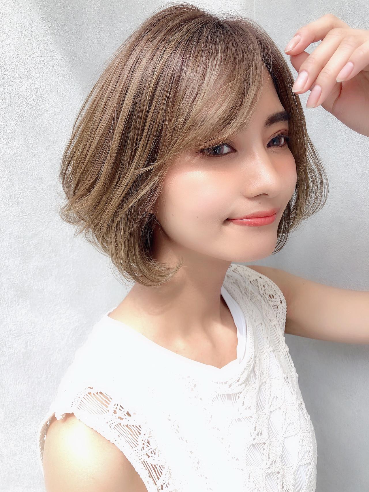 エラ張さんは長さがコツ☆似合わせヘア 北村 亮