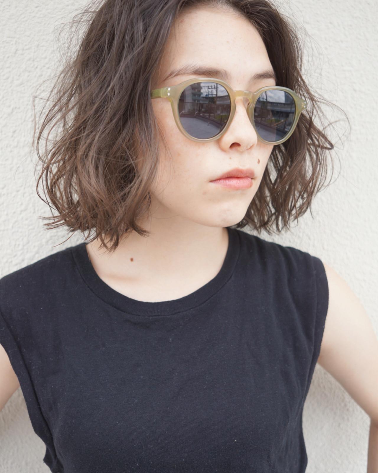 40代☆大人女子だから似合う垢抜けボブ UEKI/nanuk
