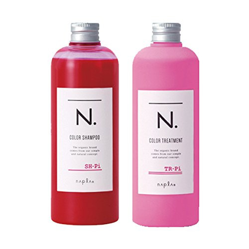おすすめアイテム「ナプラ napla N. エヌドット カラーシャンプー Pi(ピンク) 320mL & トリートメント 300g セット」