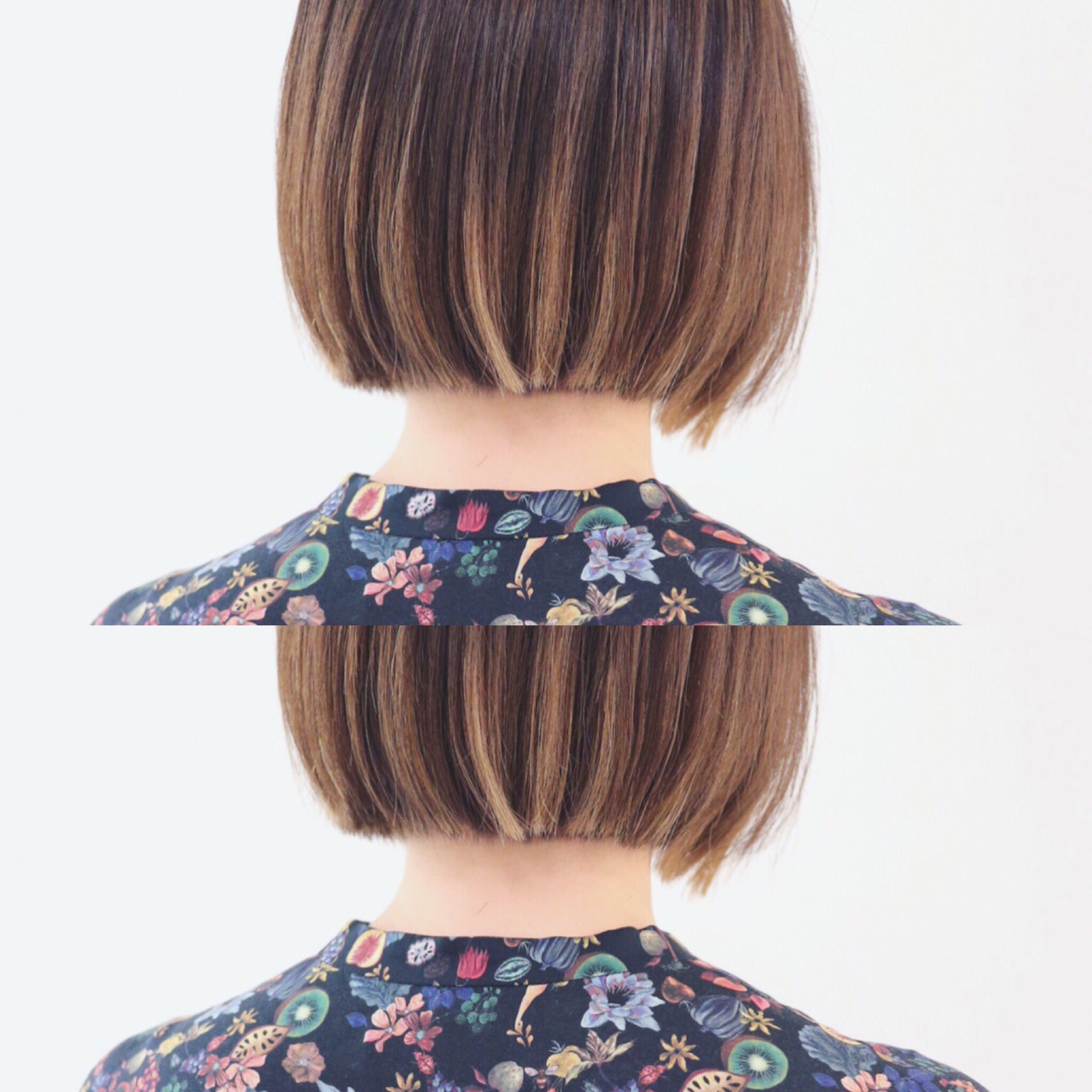 ショートボブ インナーカラー ショート ストリート ヘアスタイルや髪型の写真・画像