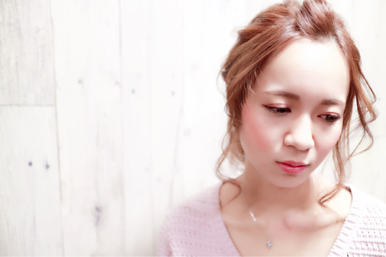 長さがある前髪OK♡簡単ポンパドールヘアのやり方 isayama