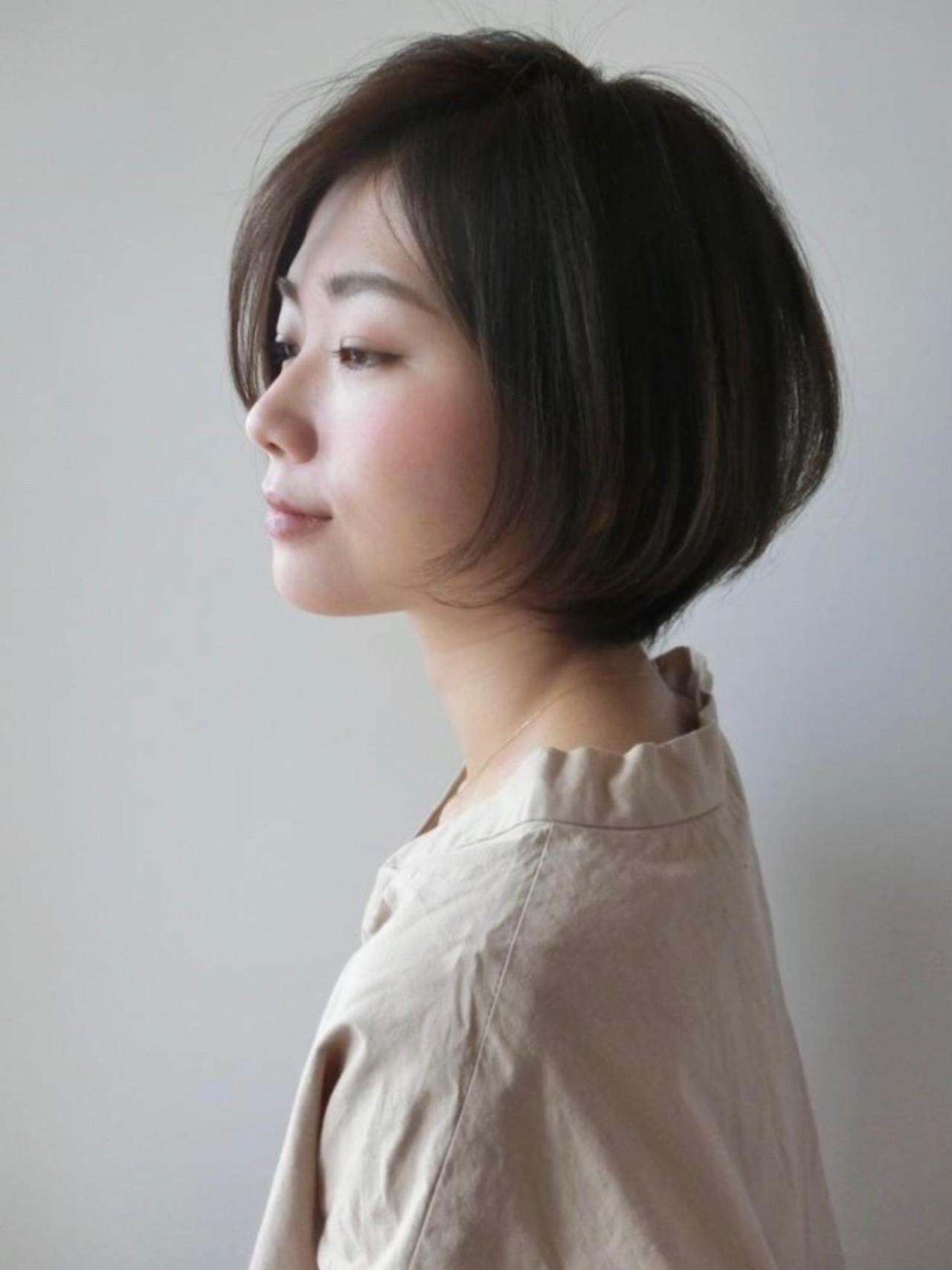 【基本】前髪なし+フェイスラインをカバー 尾花 佑輔