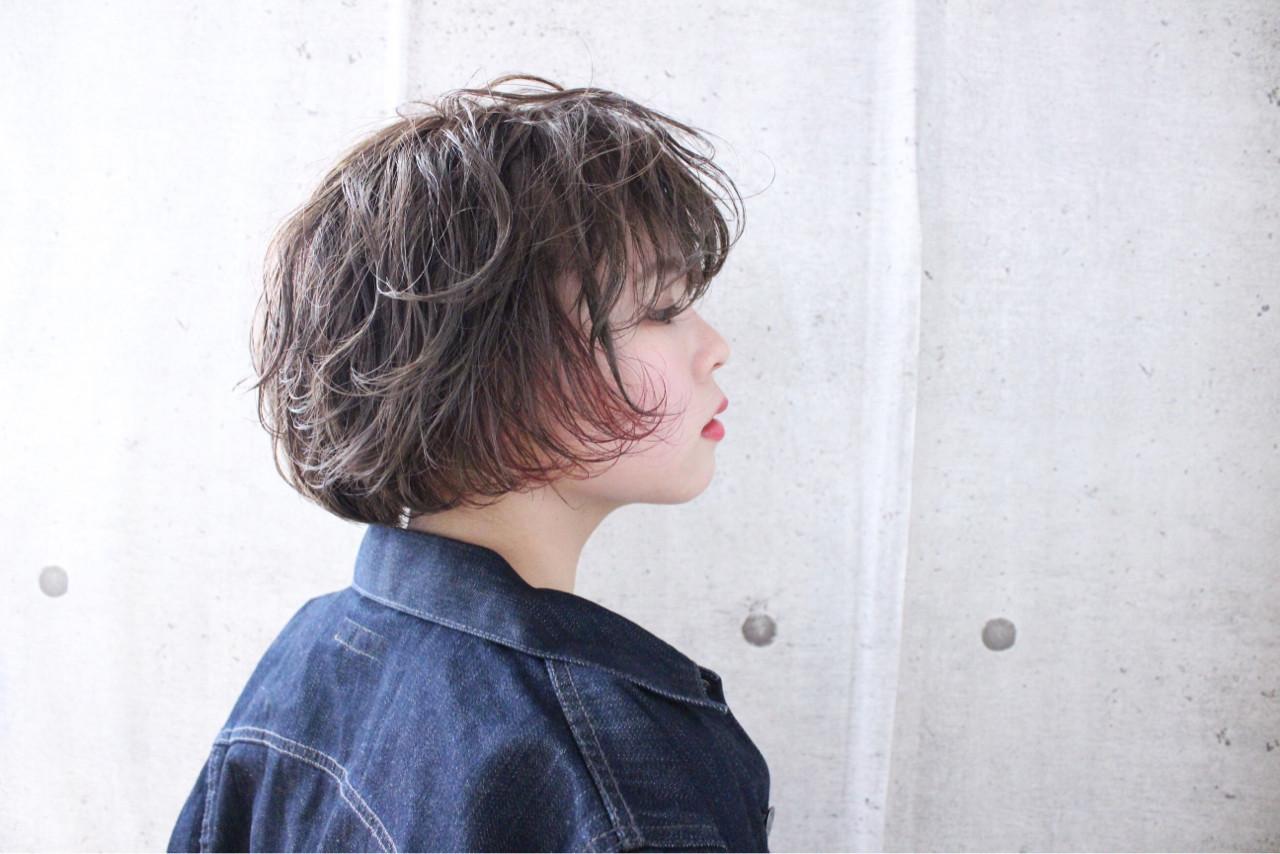 ナチュラル女子の人気インナーカラーヘア 上田智久 / ooit 福岡 天神