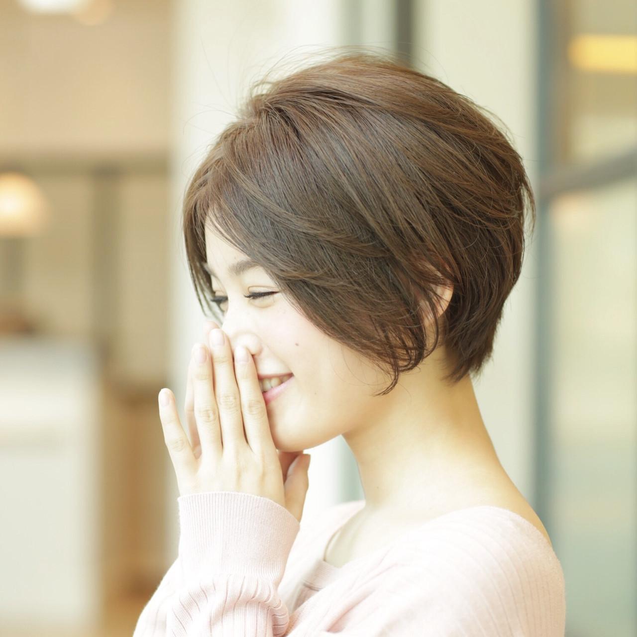 顔型に合わせれば誰でも似合うヘアスタイル 【ショート・ボブが得意☆】石田 康博 VIE代表