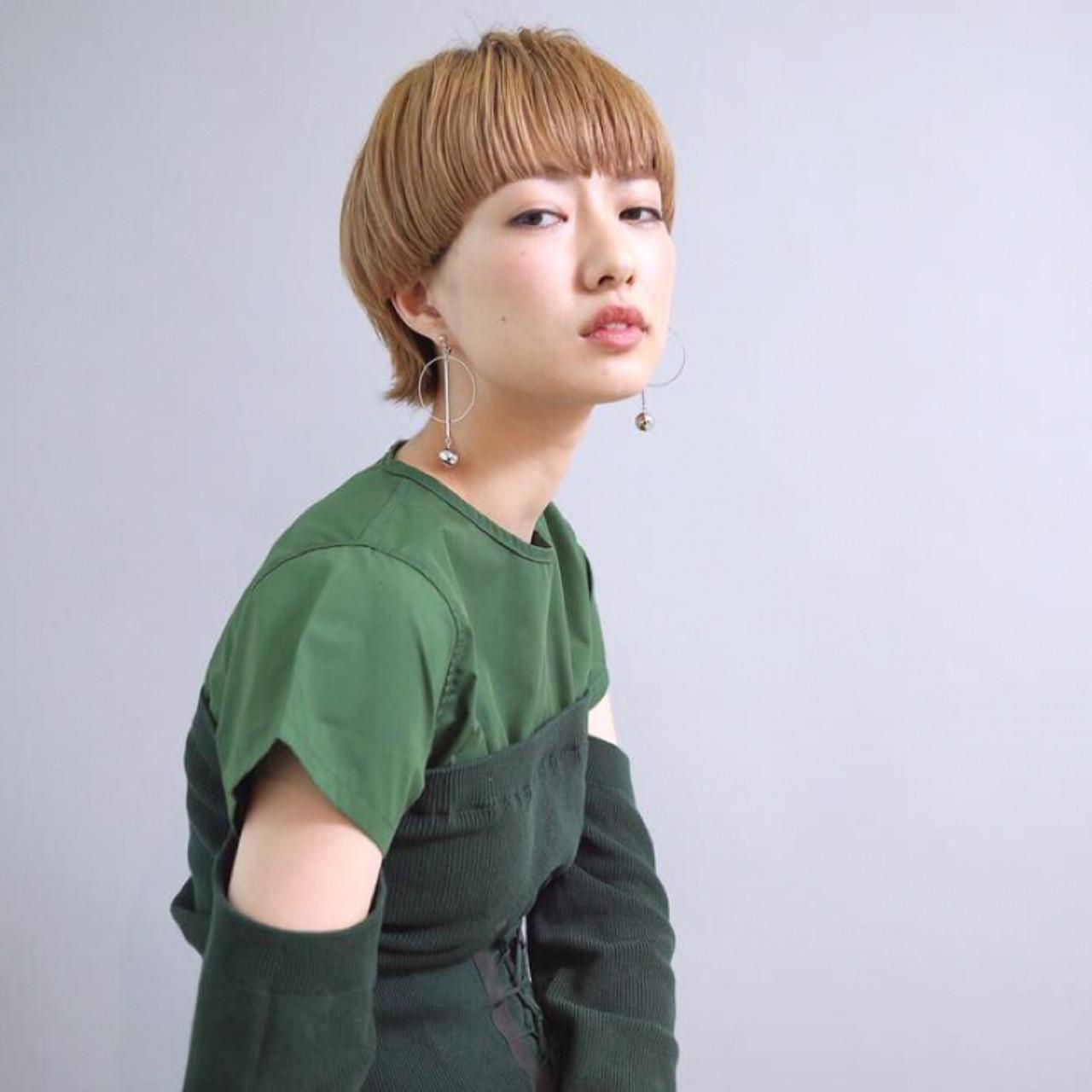 丸いフォルムが素敵☆人気のマッシュウルフヘア☆ 畑山拓也