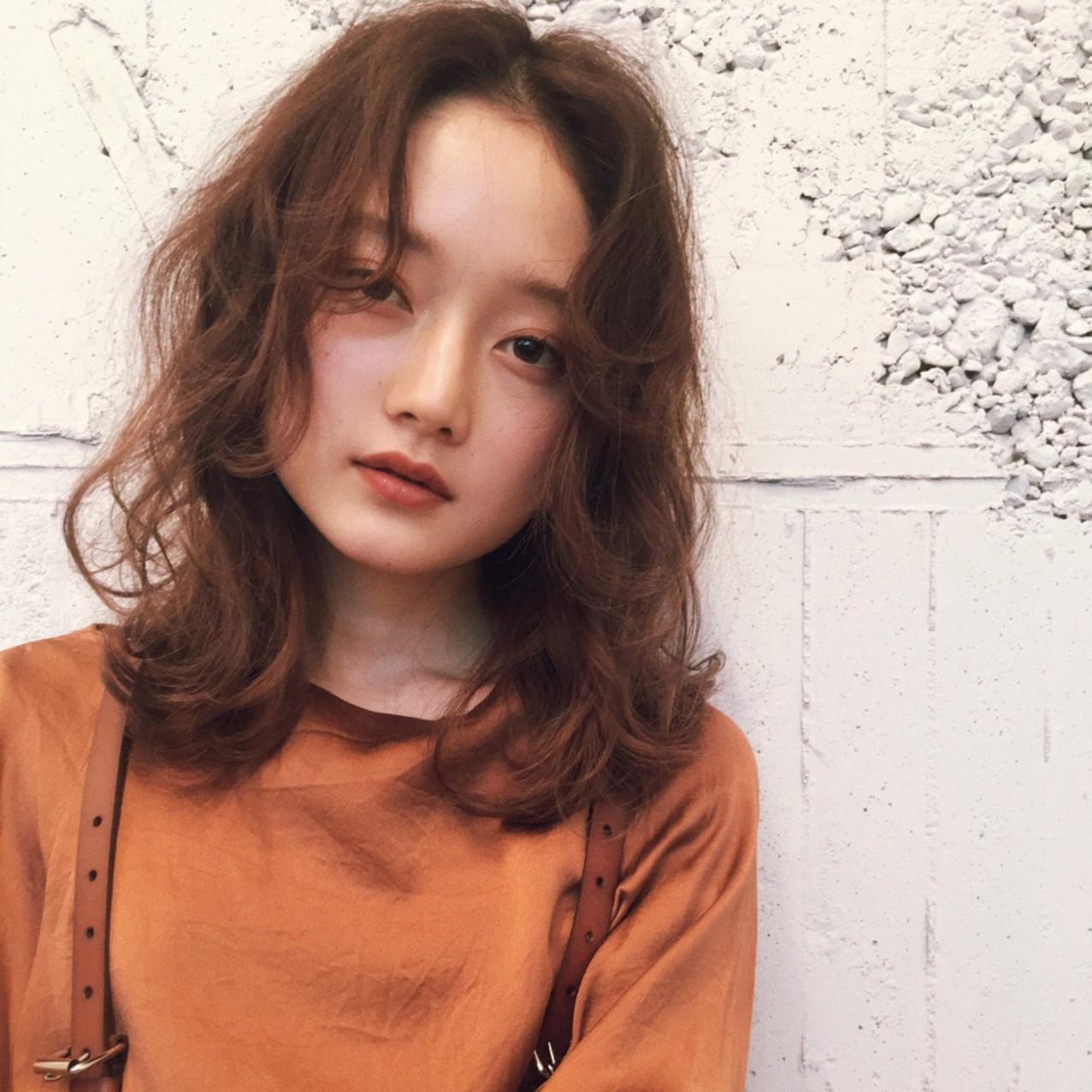 ゆるふわカジュアル♡マッシュレイヤーの髪型15選