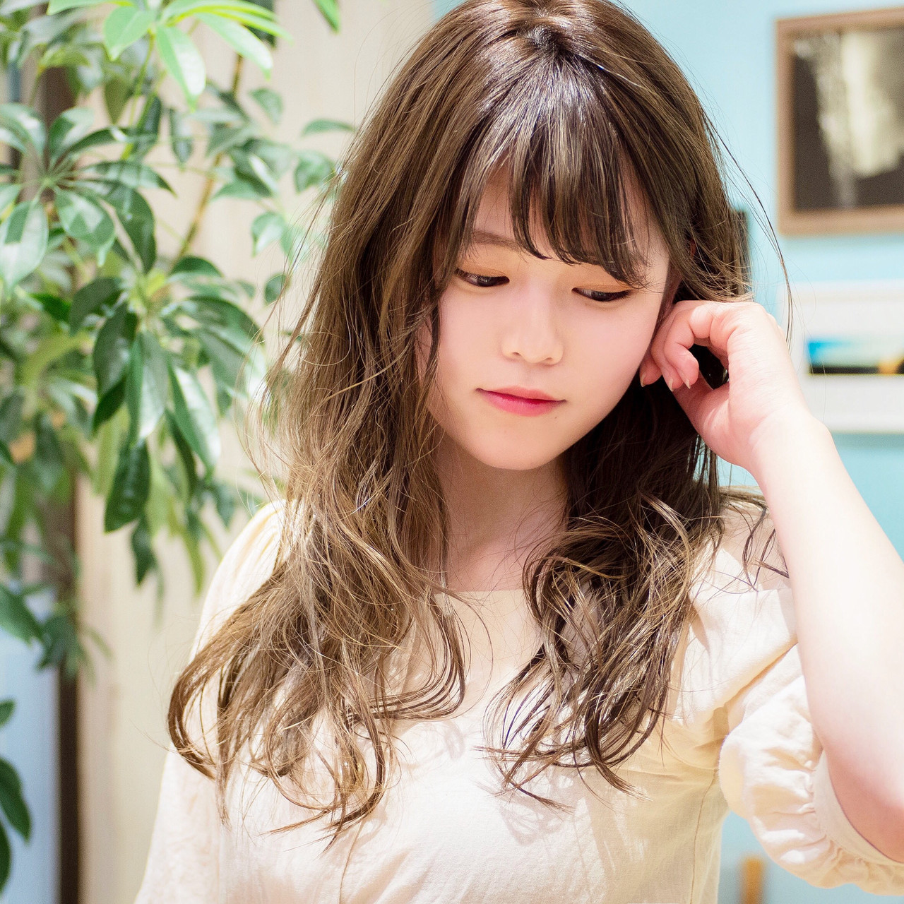 目に止まる可愛さ♡2019年春夏・秋冬大注目の髪色をピックアップ