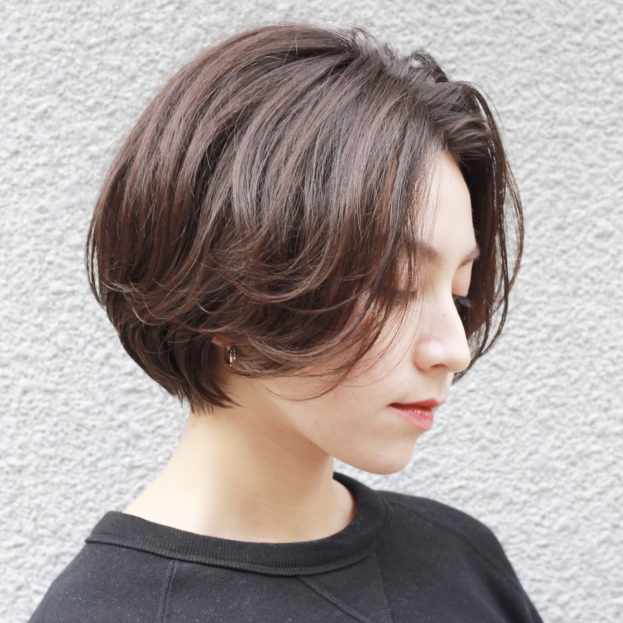 前髪なし派さん必見♡パーマボブの人気オーダーカタログ☆
