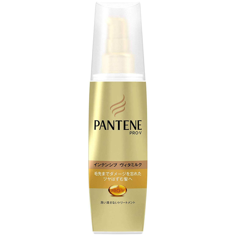 使った瞬間から潤う「インテンシブ ヴィタミルク 毛先まで傷んだ髪用」