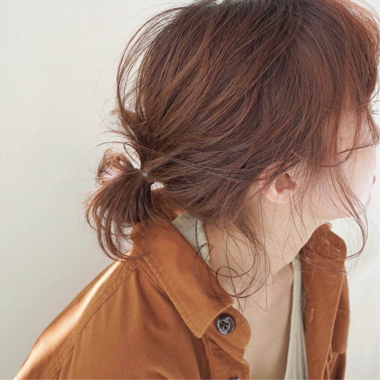 今年の秋冬はこのヘアカラーが流行る!深みのある「オレンジカラー♡」