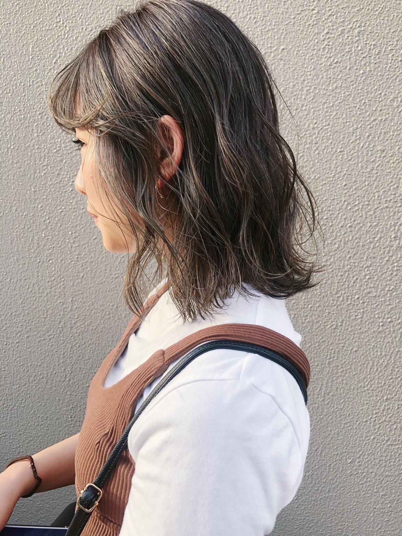 ストリート 大人かわいい 外国人風 ヘアアレンジ ヘアスタイルや髪型の写真・画像