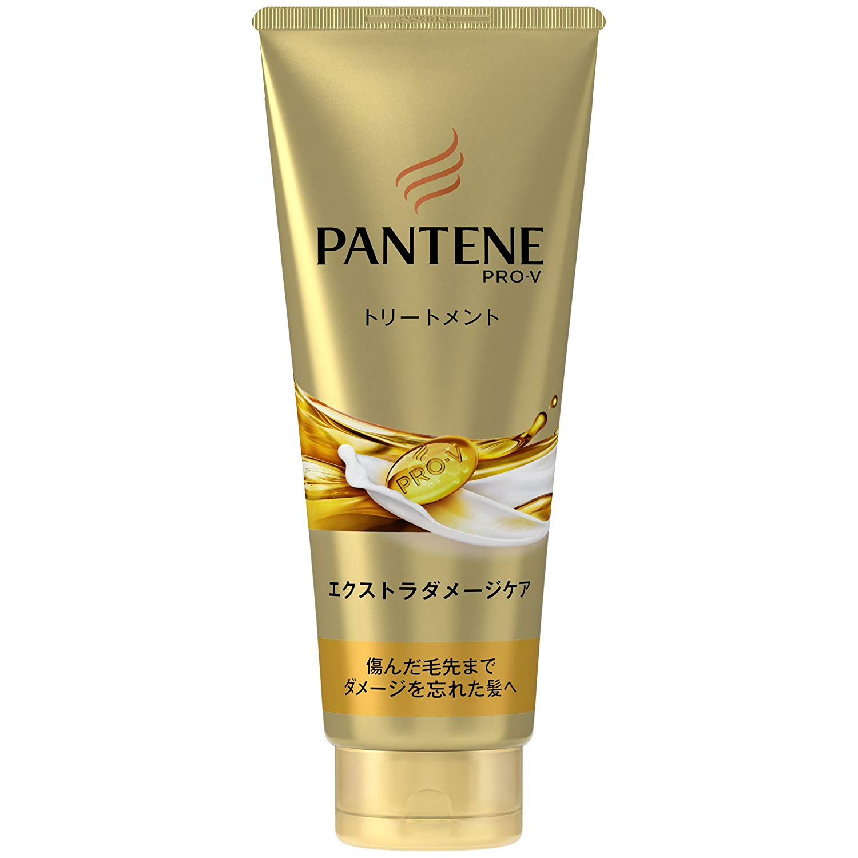 【第三位】髪の芯まで潤う「パンテーン エクストラダメージケア デイリー補修トリートメント」